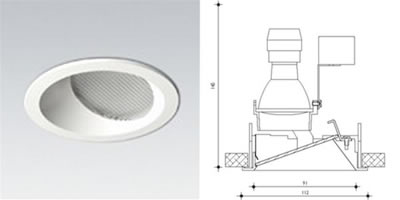 Lucent downlight malaysia